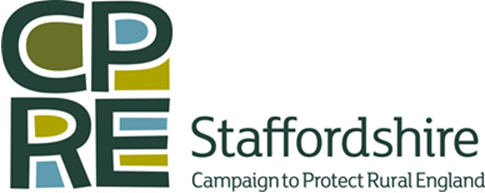 Staffordshire protect rural england